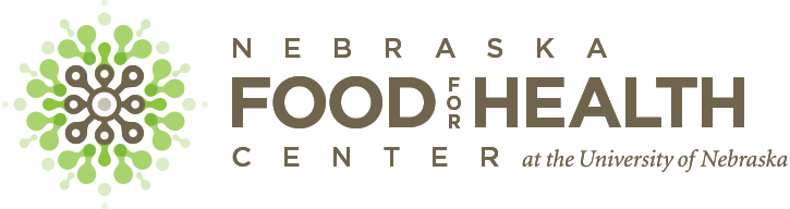 Nebraska Food for Health Center logomark