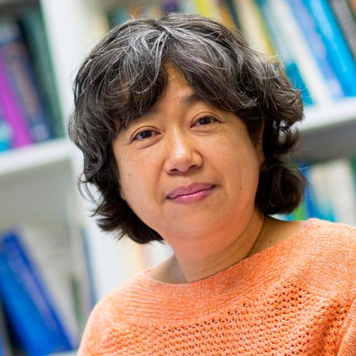 Etsuko Moriyama portrait